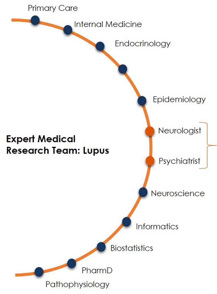 Lupus Team Example