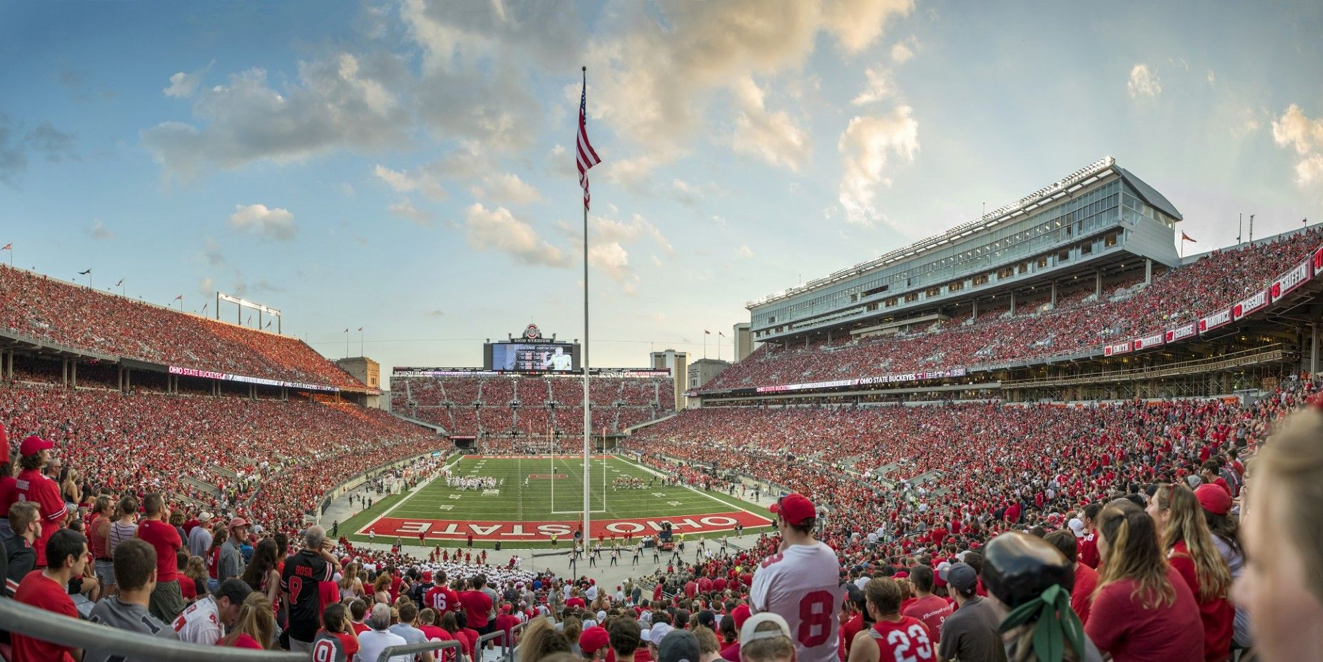 2020 Ohio State Football Ticket Raffle