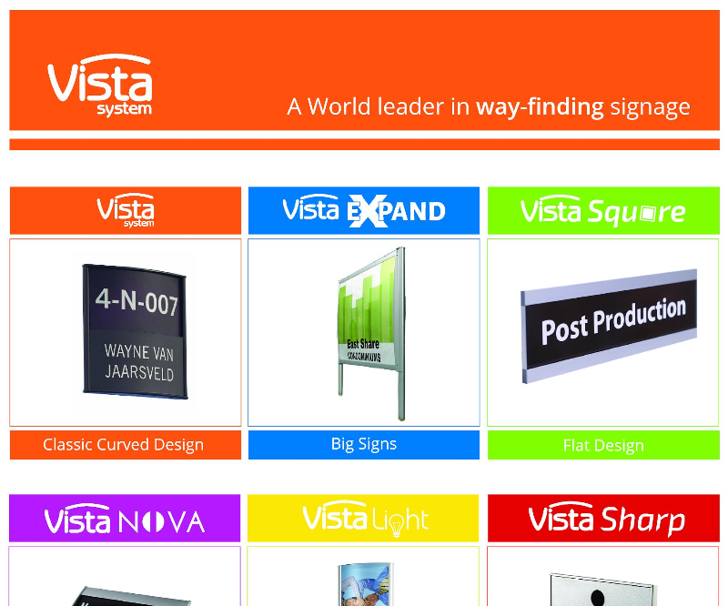 Vista Sign Systems