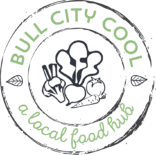 Reinvestment Partners' Bull City Cool Food Hub, located in Durham, is a shared cool, cold and dry storage warehouse — as well as office space — where nonprofits and for-profits aggregate and distribute local farmers' fresh food.