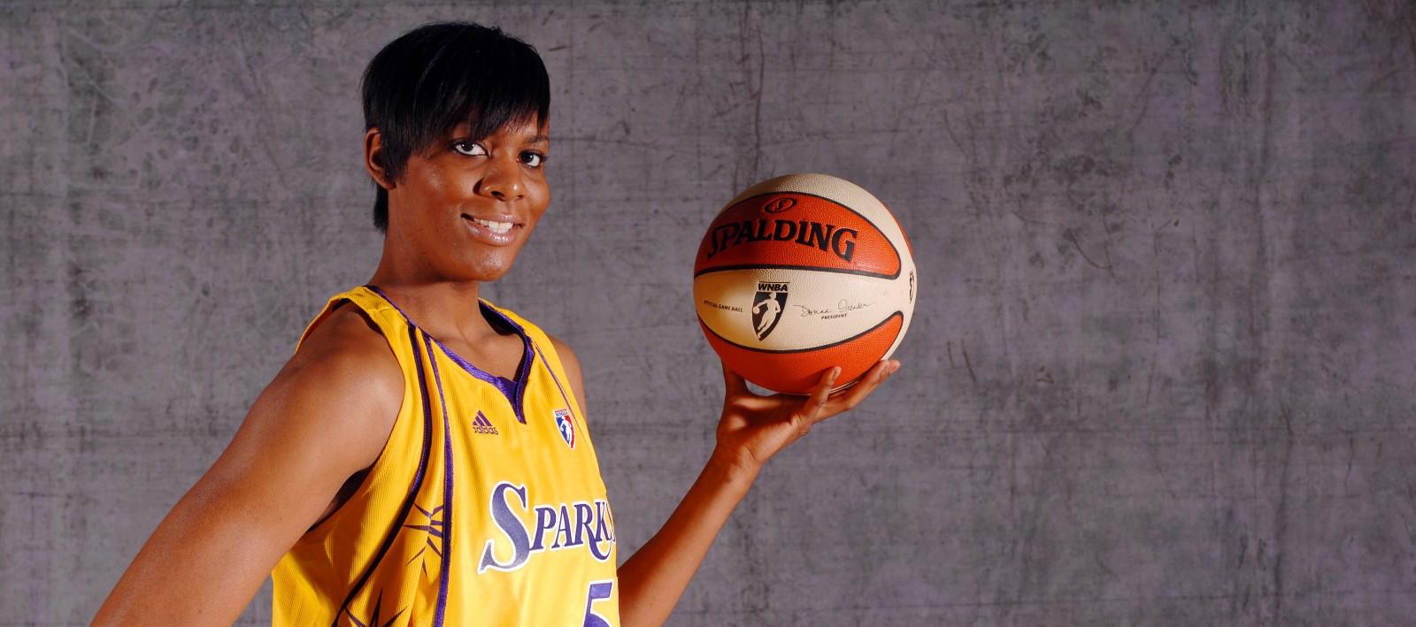 Kaayla Chones WNBA