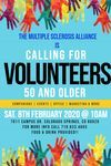 50+ Volunteer Meeting