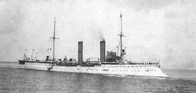 1914: Russian Navy Seized Codebooks