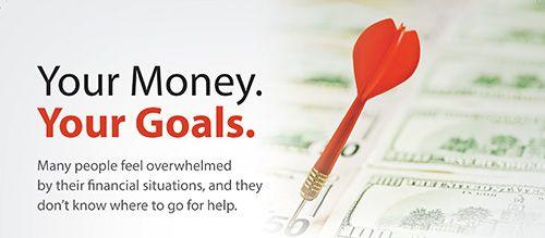Your Money. Your Goals. training seminar