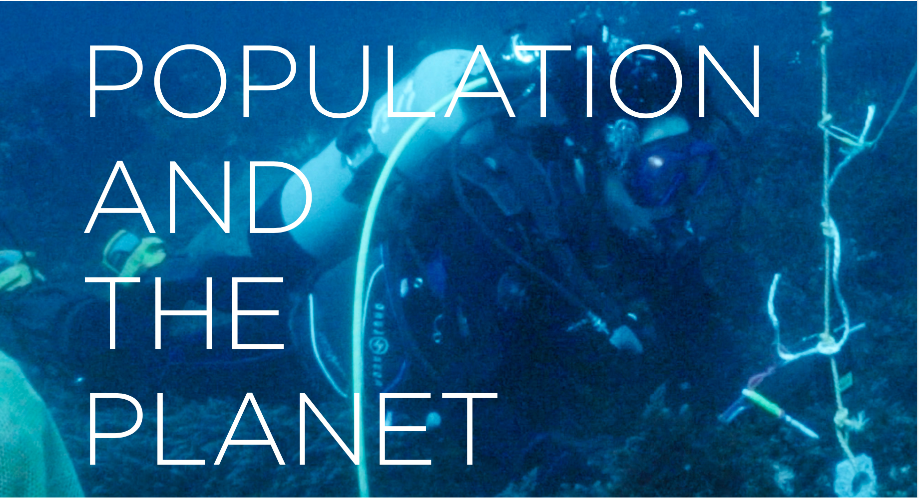 Population and the Planet: Earth Overshoot's Terry Spahr