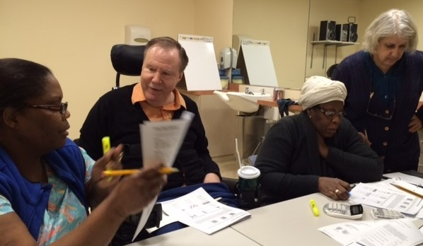 Innovative Partnership Between TBH Residents and Their Caregivers