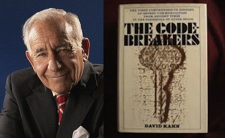"1967: David Kahn's book, ""The Codebreakers"" was published."