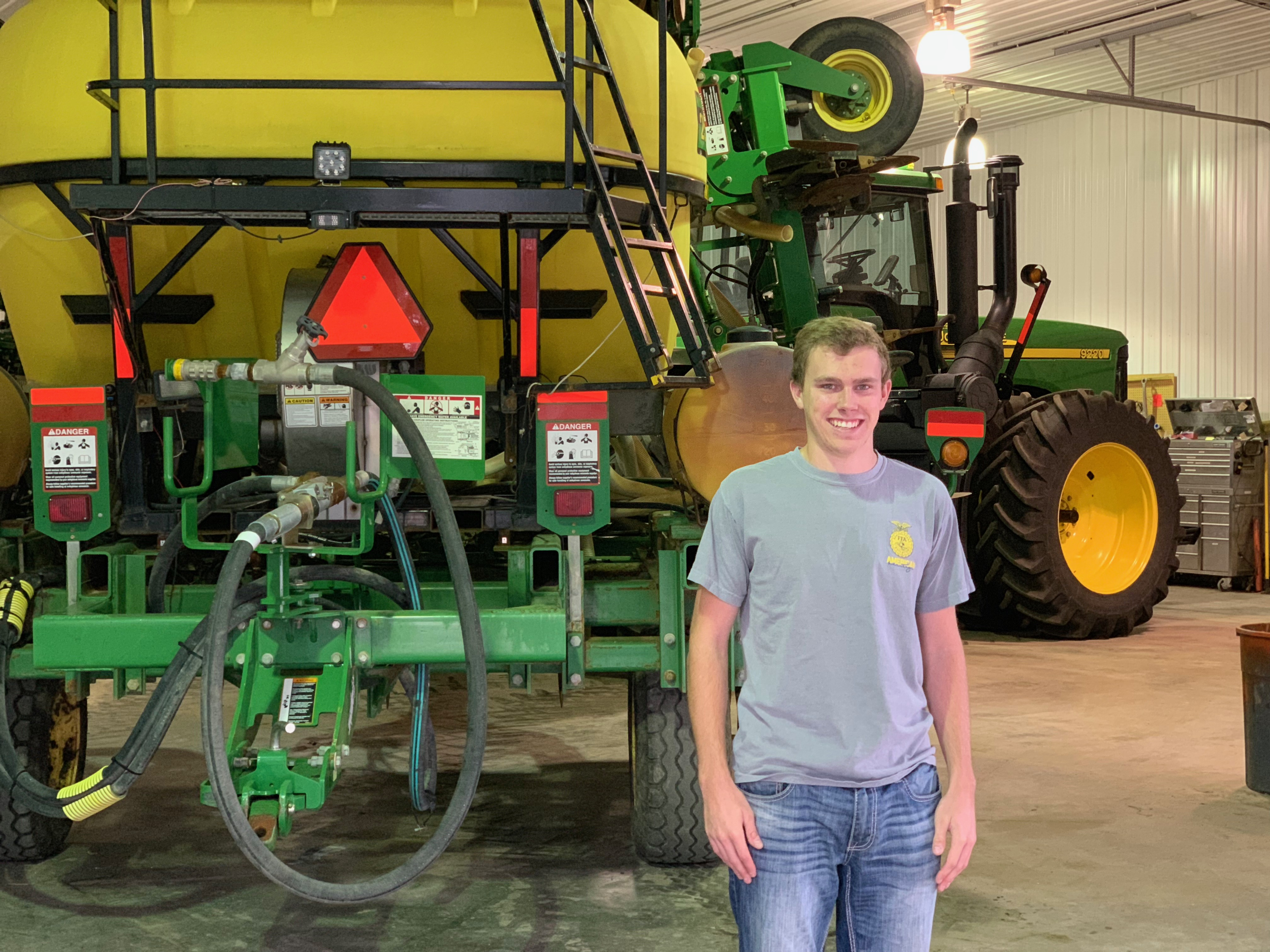Deunk Named American Agribusiness Star Finalist