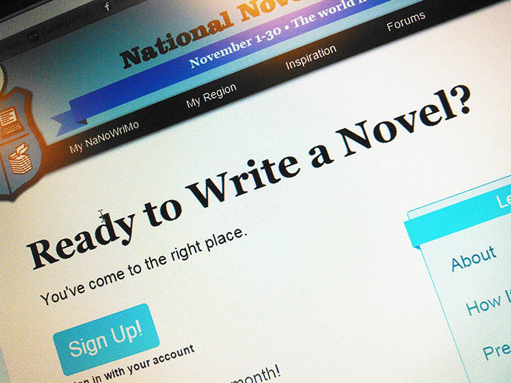 3 Reasons to NaNoWriMo (And 1 to Not)