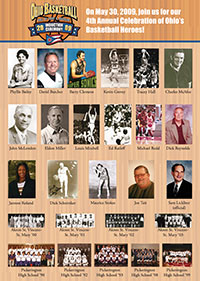 View the 2009 Inductee Poster