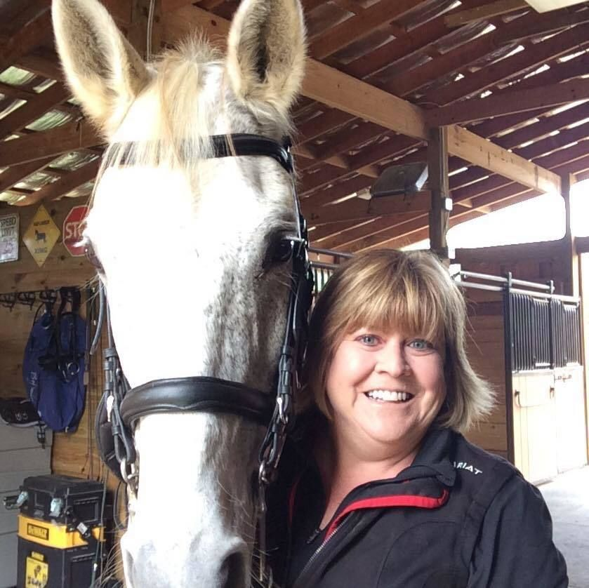 TDF Awards Grant from  Veronica Holt Dressage Technical Delegate Fund