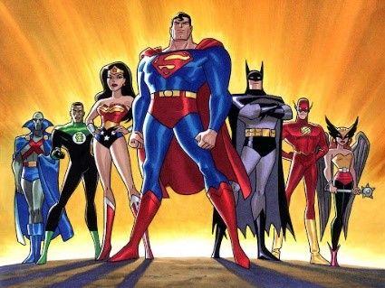 Super Hero Zones of Regulation