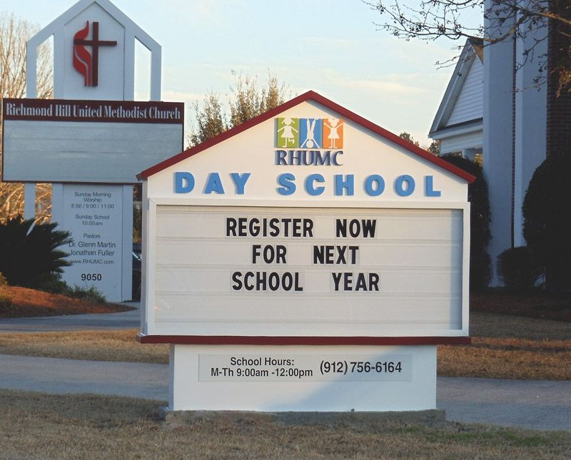 RHUMC Day School