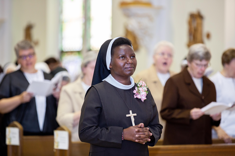 Felician Sister Bakhita's Vows