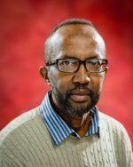 Nasir Awill - Library Director
