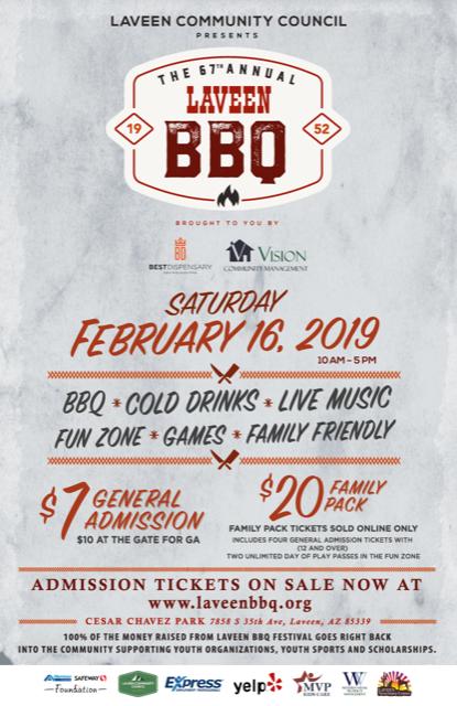 67th Annual Laveen BBQ