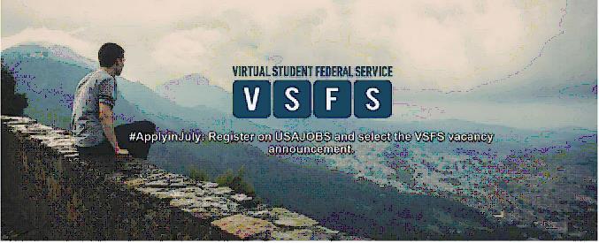Virtual Student Federal Service Internship