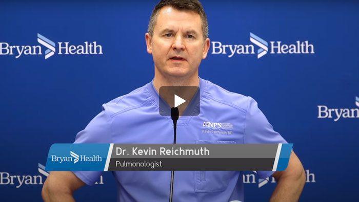 Dr. Kevin Reichmuth Video
