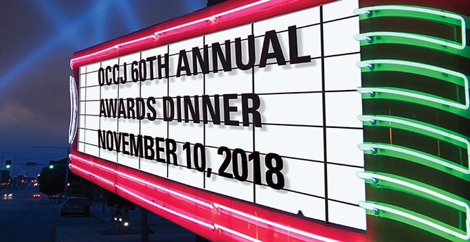60th Annual Awards Dinner