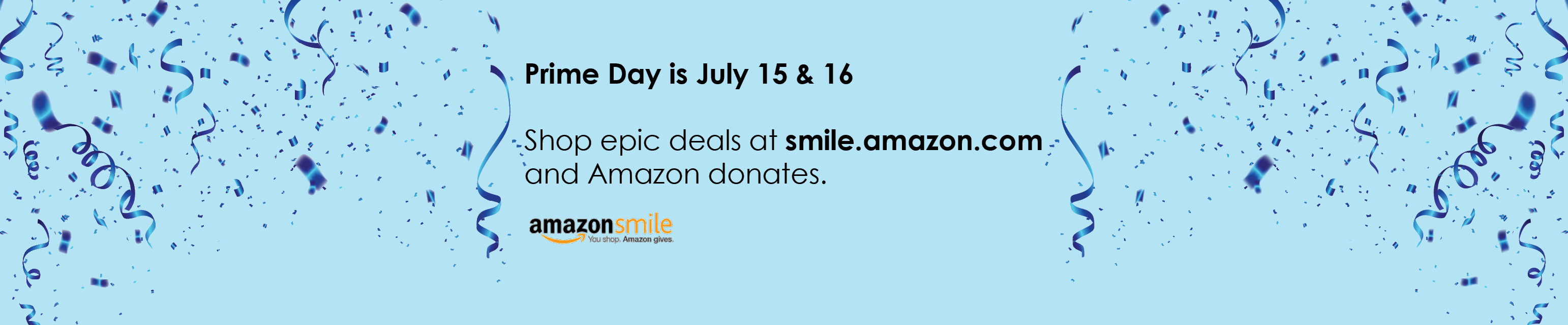 Amazon Prime Day Shopping For A Cause