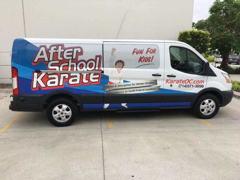Vehicle Wrap FAQs for Fullerton CA