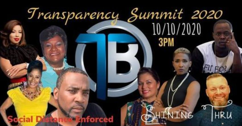 Transparency Summit 2020