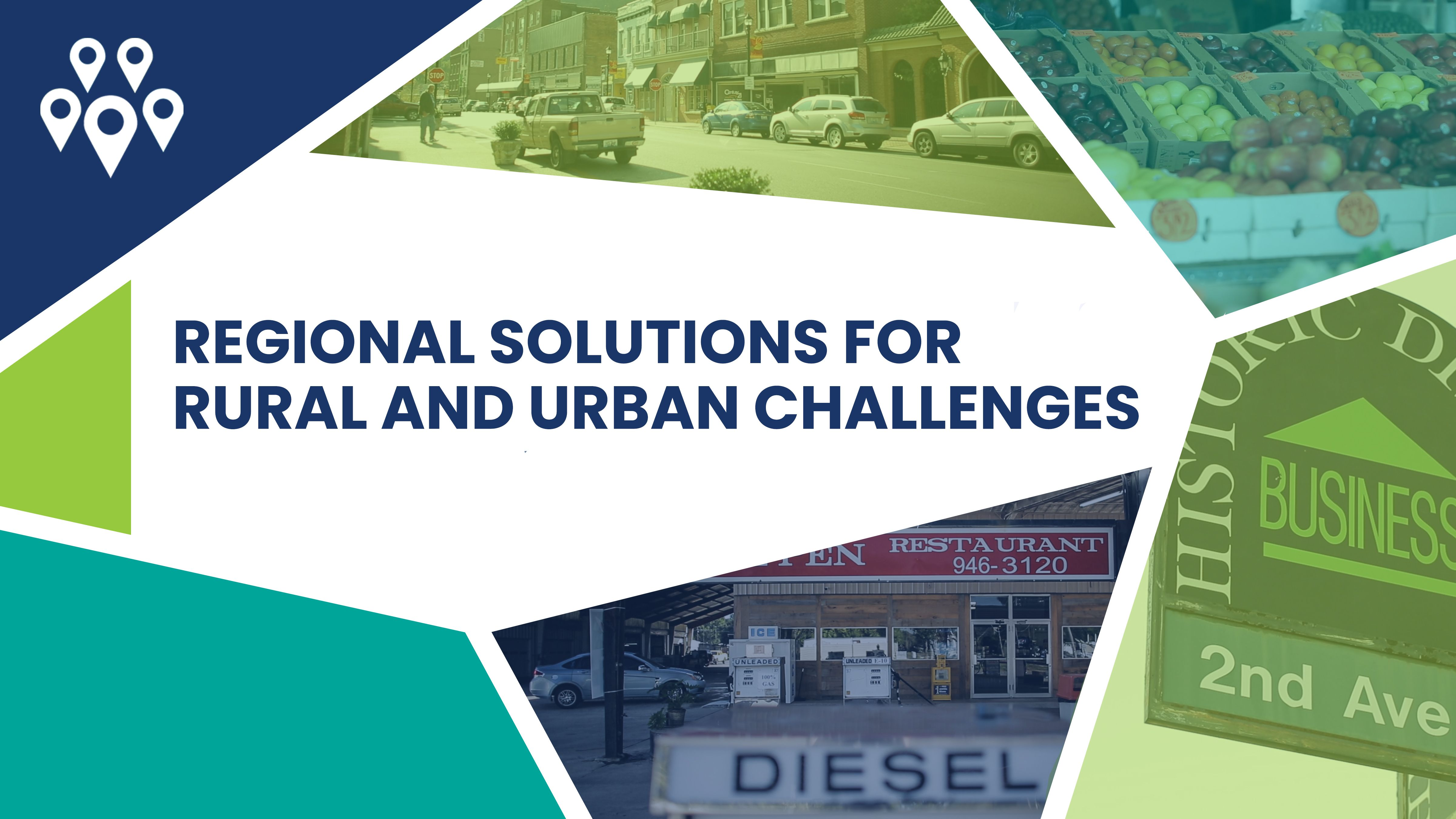 Regional Solutions for Rural and Urban Challenges