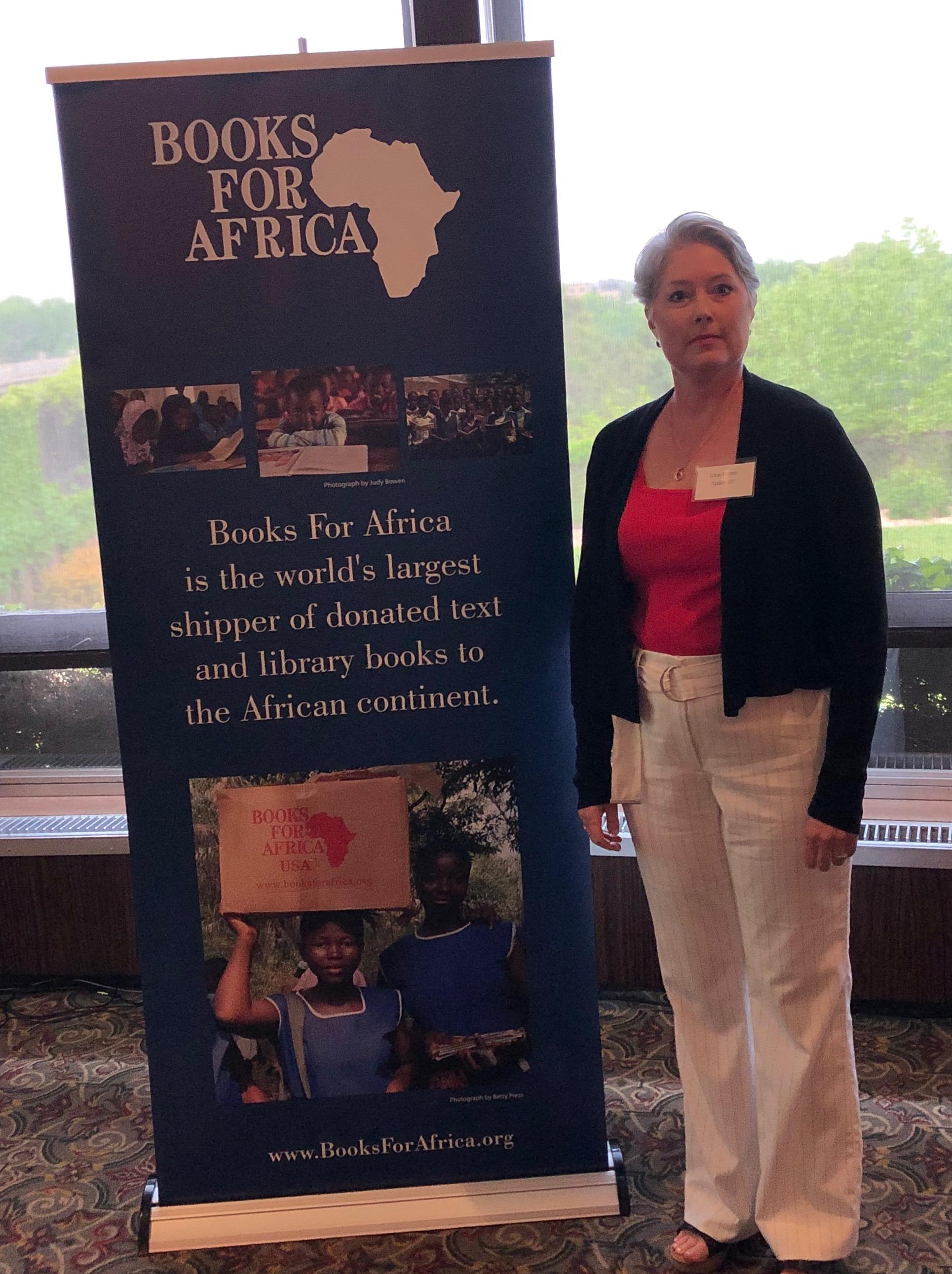 Books for Africa Luncheon