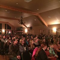 Full House for Dan Hall's Story Song Creations Performance 2018