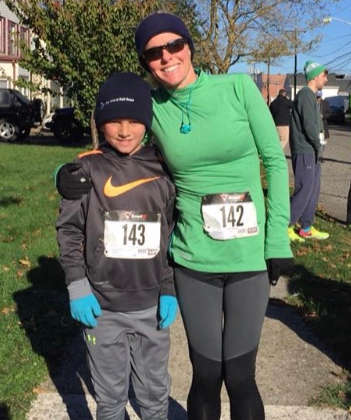 Why I'm Running the 2019 TCS NYC Marathon - Allison's Story