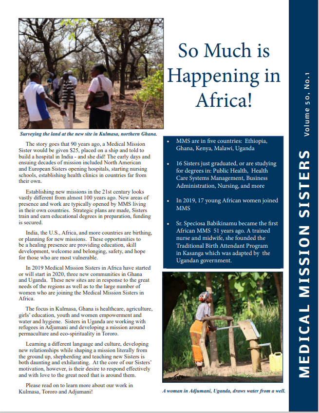 So Much is Happening in Africa!