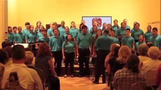 Miami Children's Chorus Grazie Mille Italy 2013