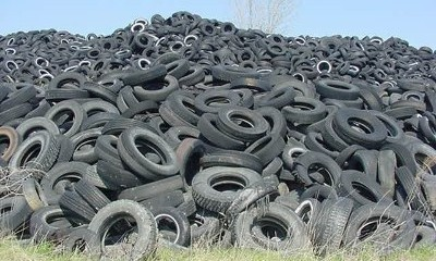 Uribe Refuse : Services : Scrap Tires