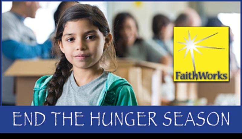 End the Hunger Season