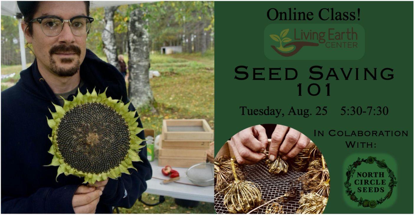 Seed Saving 101