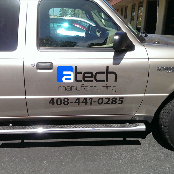 A-Tech Vehicle Graphics
