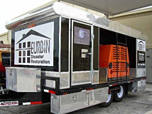 Utility Trailer Graphics
