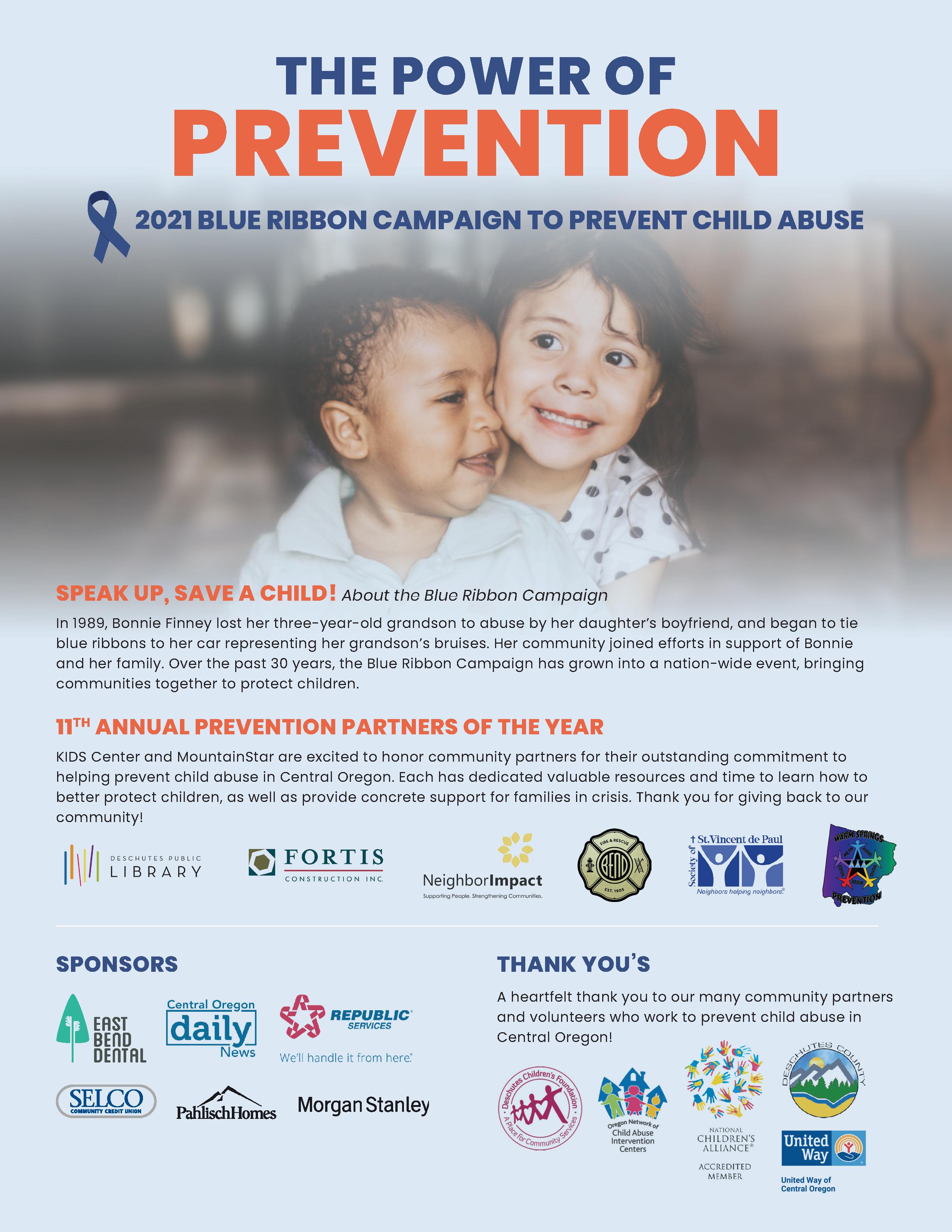 Child Abuse Prevention Newsletter