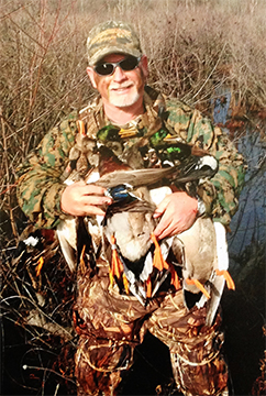 Blevins Loved to Introduce Kids to Hunting