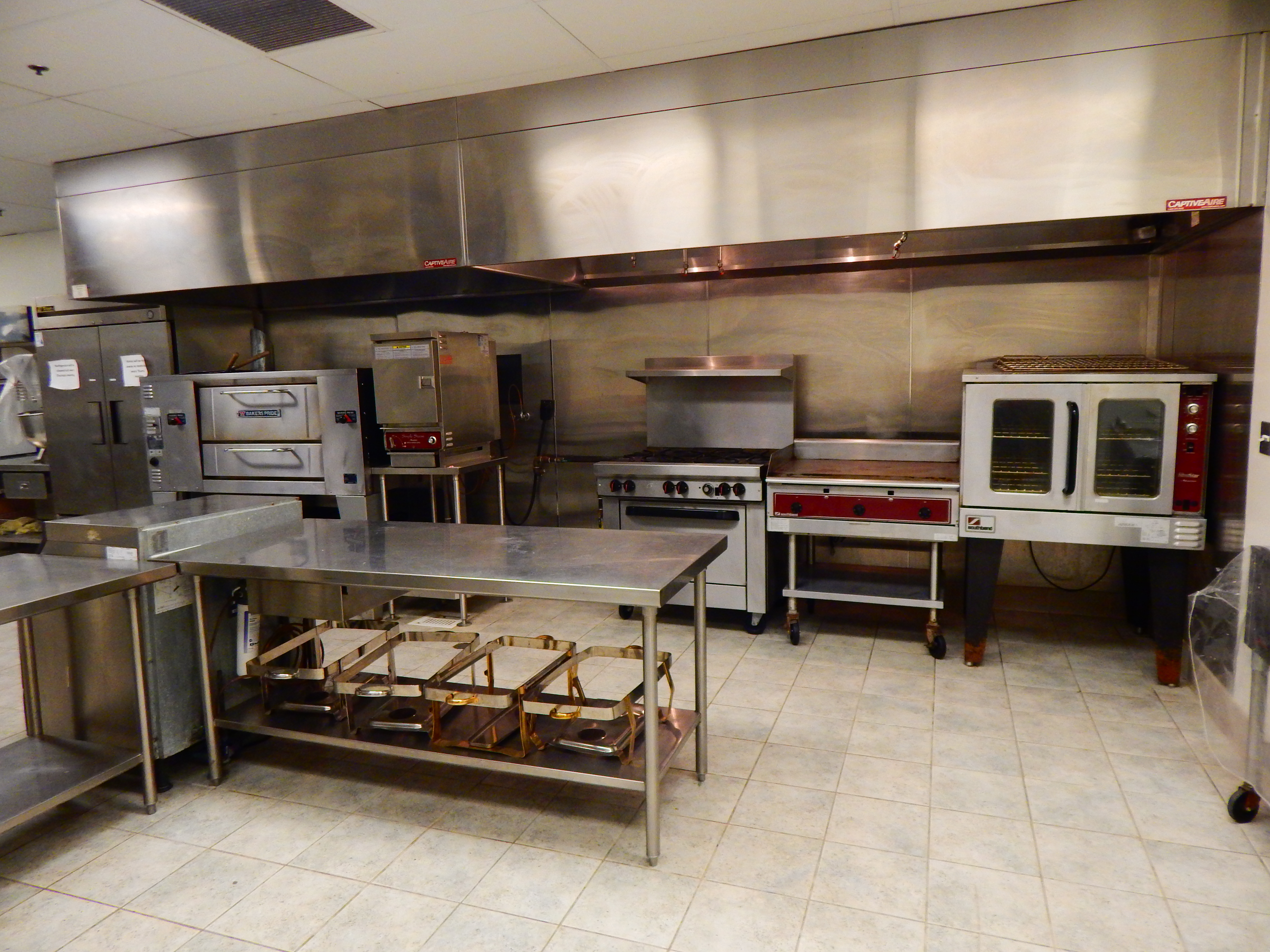Teichert Commercial Kitchen