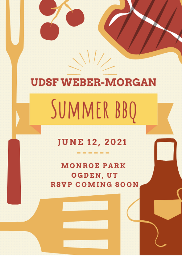 Weber-Morgan County Summer BBQ