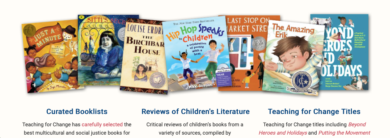 Books to Help Children Understand Racial Justice