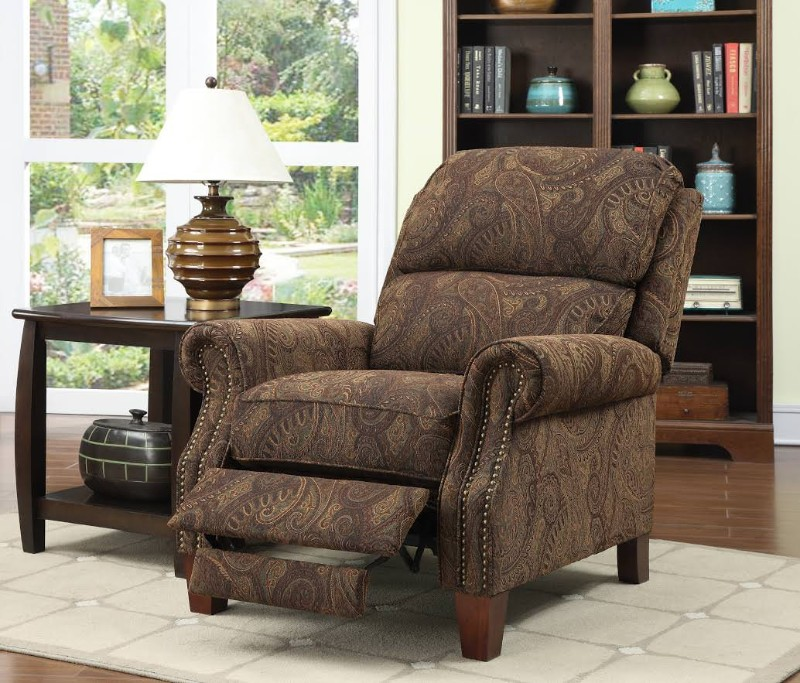 Synergy 8636 Hi Leg Recliner - Donated by Coconis Furniture