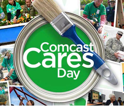 Comcast Cares Day 4.14.18