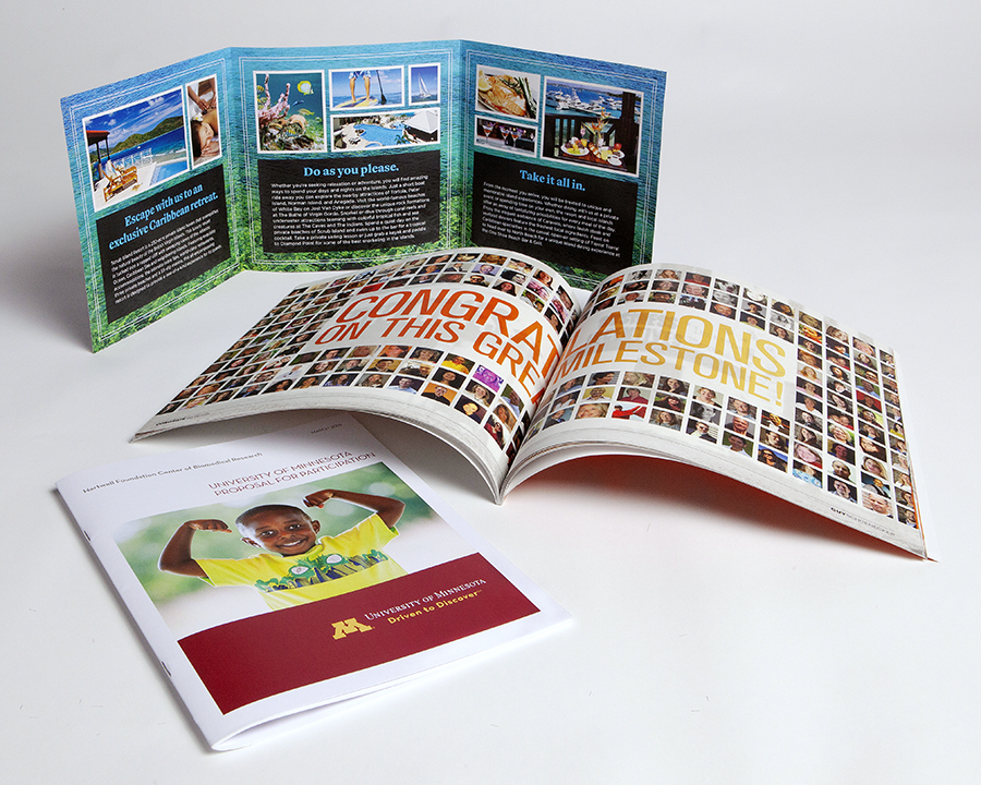 Booklets and Brochures