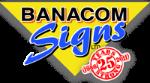 Banacom Signs of Cincinnati, Ohio