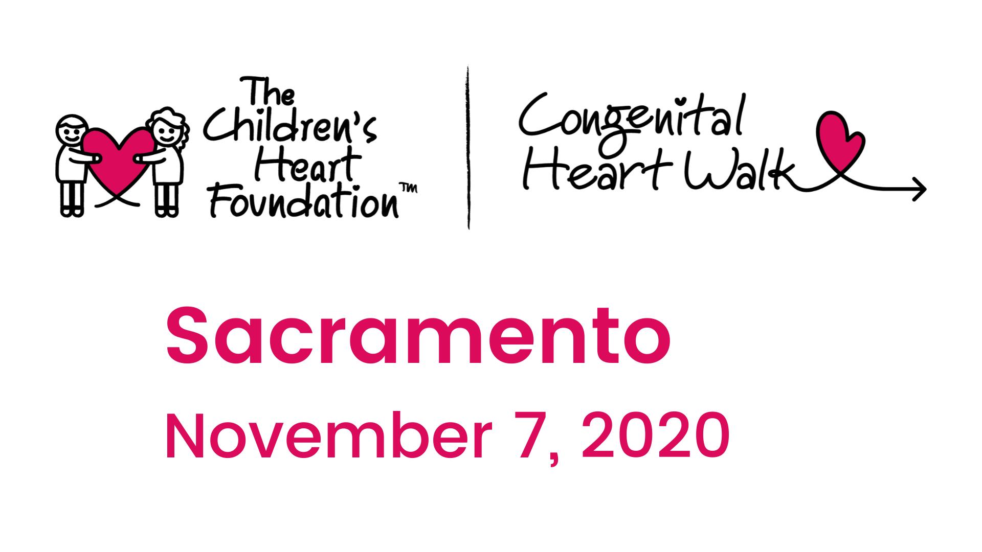 Sacramento Congenital Heart Walk (California)