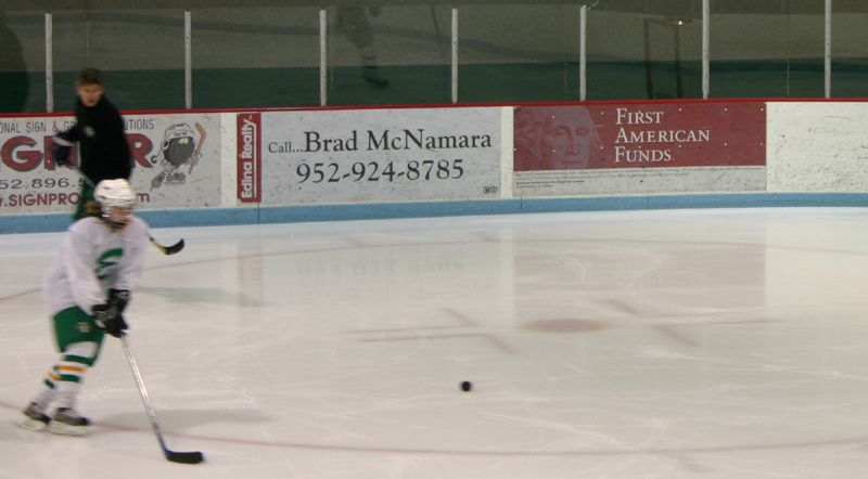 Hockey Rink Dasher Boards