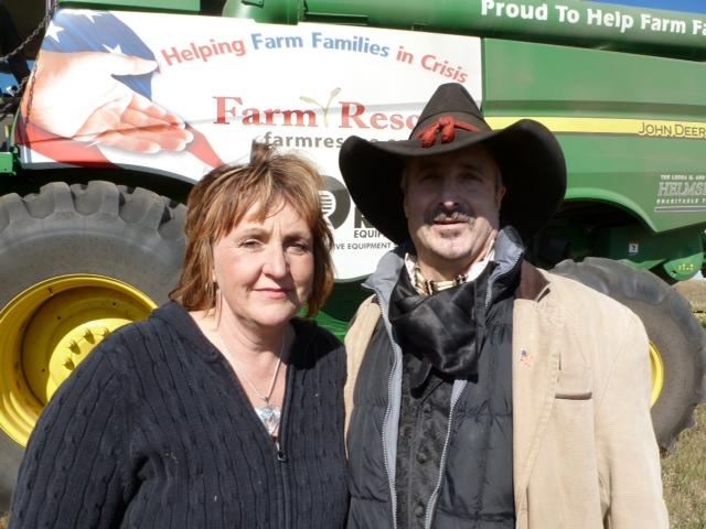 Greg and Judy Pesall