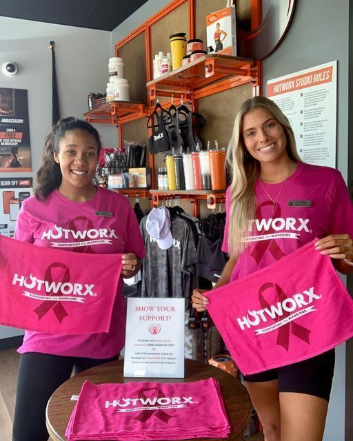 HOTWORX Rally Towels